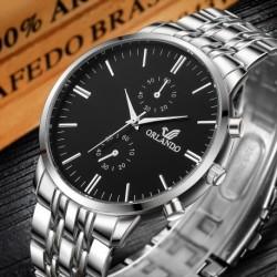 Men's Watch Luxury Brand Orlando Quartz Watch