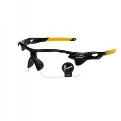 Men's Brand Sunglasses UV400 Mens Designer Glasses-Clear lens