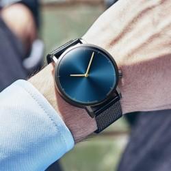 Men's Business Man Watch 2019 Fashion Classic Gold Quartz Stainless Steel Wristwatch Watches Men Clock Relogio Masculino 21