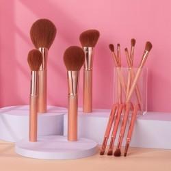 ANMOR 1/4/13 High-end Makeup Brush Set Powder Blush Blending Highlighting Contour Make Up Brushes Top Quality Pincel Maquiagem