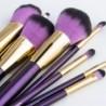 ANMOR 10 Pcs Makeup Brushes Set For Foundation Powder Blush Eyeshadow Concealer Lip Eye Make Up Brush Cosmetics Beauty Tools