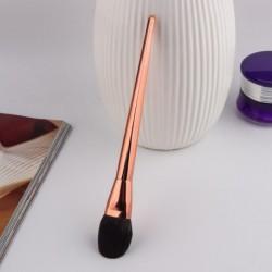 2019 Anmor Highlight Make Up Brush Blush Foundation Set Concealer Eyeshadow Cleaner Blending Soft Synthetic Hair Makeup Brushes