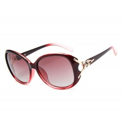 High quality polarized women sunglasses
