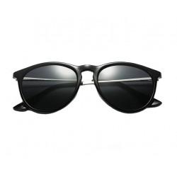Cat Eye Mirror vintage fashion  polarized unisex sunglasses