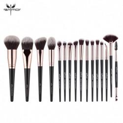 Anmor 4-16Pcs Makeup Brushes Set Professional Eyeshadow