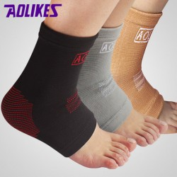 Ankle Support Sock Foot Brace Elastic Neoprene Wrap Sleeve Sports Sprain Pain