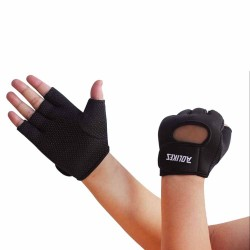 1 Pair Body Building Training Fitness Gloves Sports Workout Exercise Cross fit