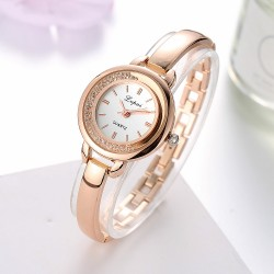 High quality branded Luxury Rose Gold Dress Watches for Women