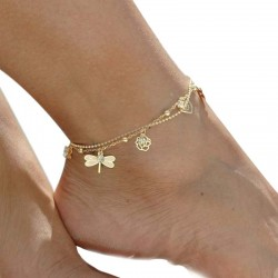 Bead Chain Anklets Bracelets
