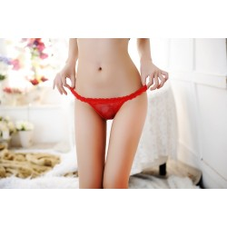 Women Sexy Lace Briefs Panties Thongs G-string Lingerie Underwear