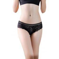 Sexy Sheer Lace Floral women Underwear