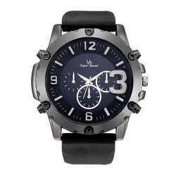 Men's Thin Silica Gel Sports Watches