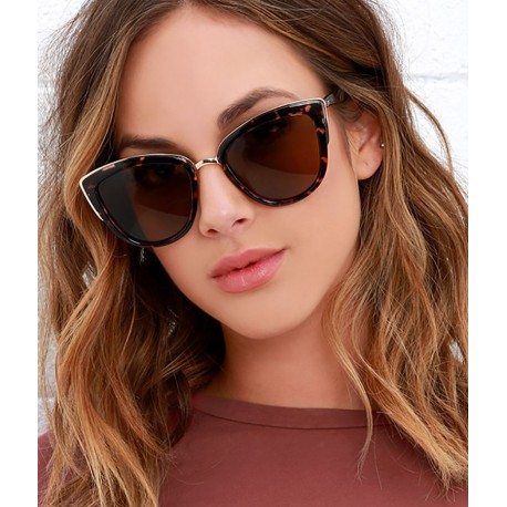 Fashion Cat Eye UV400 Sunglasses Women