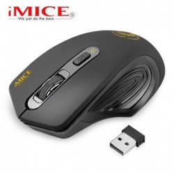 Wireless Mouse USB Computer Mouse Silent Ergonomic Mouse 2000 DPI Optical Mause Gamer Noiseless Mice Wireless For PC Laptop