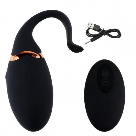 10 Speeds G Spot Kegal Ball Vibrator Remote Control Silicone Mute Egg Vibrator Vagina Tight Exercise Sex Toy for Women Sex Shop