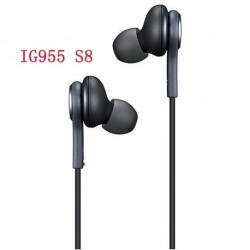 AKG IG955 Earphones 3.5mm In-ear with Microphone Wire Headset for huawei xiaomi Samsung Galaxy s10 s9 s8 S7 S6 S5 S4 smartphone