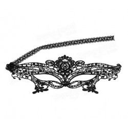 Sexy Black Lace eye mask for Ladies