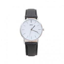 White Dial Auto Mastic Silver Men's Watch
