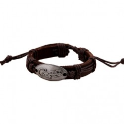 Europe and the United States Popular Gecko Alloy Accessories Retro Leather Bracelet