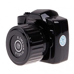 Spy Hidden HD Video Camera