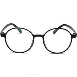 Fashion Frame Cat Eye Optical Glasses - Black