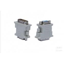 DVI to VGA adapter DVI (24+1) to VGA graphics card to monitor