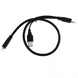 New Black USB 3.0 Cable