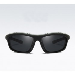 Military Men HD Polarized Sport Sunglasses