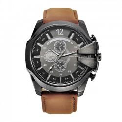 V 6 Brand Men Sports Watch Cowboy Watch.
