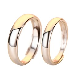 Classic Coupel rings.