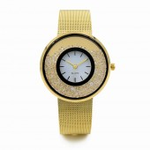 Casual Alloy ladies watch