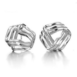 Cute Sterling Silver Earring