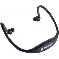 WIRELESS BLUETOOTH HEADSET EARPHONE STEREO SPORTS HEADPHONES