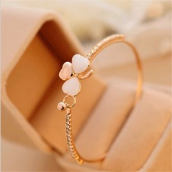 Sweet Clover Bracelets & Bangles For Women