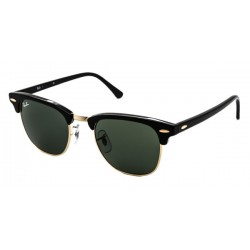 RAY BAN Club Master fashion sunglasses