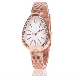 Women Fashion watch Bracelet Brand Rose Gold Ladies Dress Quartz Wrist Watches