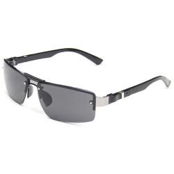 Men's Rectangular Sunglasses Shades Travel Driving Fishing Eye wear Handy