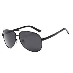 Glasses Men Polarized Lenses  blue Coatings anti UV sunglasses
