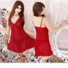Sexy Ladies Lingerie Sleepwear Women Baby doll Robe Underwear Night Dress