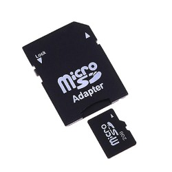 Micro SD Trans Flash TF to SD SDHC Memory Card Adapter SD Card Converter