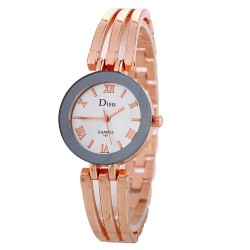 Fashion & Casual Alloy Quartz Wristwatches For Women