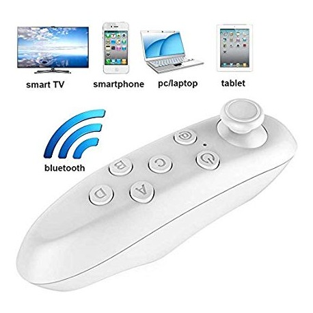 Universal Bluetooth Remote Controller Wireless Gamepad Mouse Mini Joystick  For IOS For Samsung Android VR BOX 3d Games