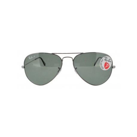 top brands so cheap outlet online Ray Ban Aviator 3025 Polarized sunglass-Green lens