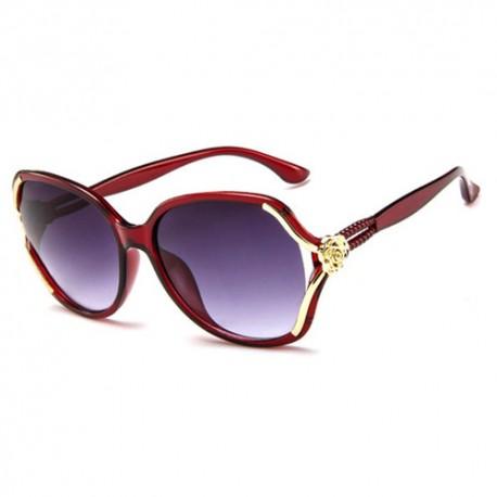 Roses Classic Sunglasses Fashionable Women's Retro Women's Sunglasses