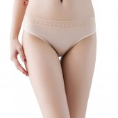 Styledresser Body cute lace waist sexy cotton ladies thong underwear For women