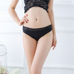 Styledresser Body cute lace waist sexy cotton ladies thong underwear For women