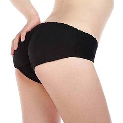 Padded Underwear Women Panties Fake Buttocks Shaper Lifter Hip Enhancer Push Up