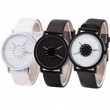 Korean fashion Unisex wrist watch