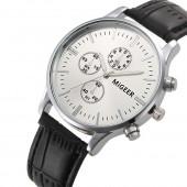 MIGEER Luxury Brand Men Quartz Casual Military Army Sport Watch Men Watches Man