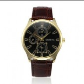 GENEVA Cheap China Factory Wholesale Mens watch Brand Wrist Watch